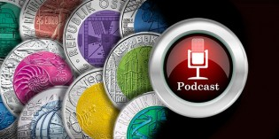 CoinWeek Podcast #16: A Guide to the Austrian Mint's 25 Euro Niobium and Silver Coin Series – Audio: 10:09