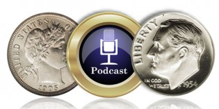 CoinWeek Podcast #19: Collecting Dimes – Audio: 20:55