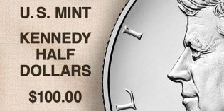 Sales Open for Kennedy Half Dollar Product Options Feb. 24