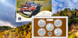 2016 America the Beautiful Quarters Proof Set Available Today