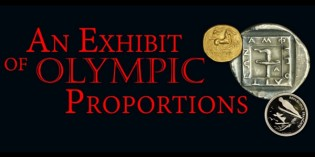 ANA Money Museum Exhibit to Focus on Olympic Games