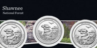 2016 America the Beautiful Quarters 3-Coin Set – Shawnee National Forest Available Feb. 22