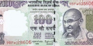 Reserve Bank of India to Issue Revised 100 Rupee Banknotes