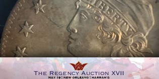 Legend Auctions to Offer Parmelee-Green-Stack 1827/3 Quarter