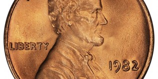 United States 1982 Lincoln Cent