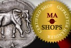 Top 5 World Coins Sold on MA-Shops – March, 2016
