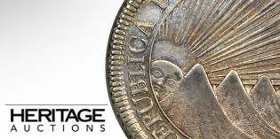 Highlights from the upcoming Heritage's CICF World Coins Signature Auction April 13 – 19