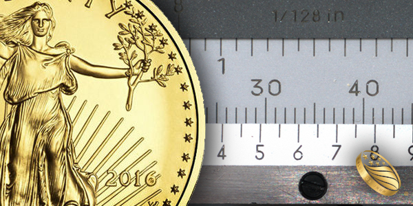 Bullion Coins - U.S. Mint Confirms New American Gold Eagle Die Variety