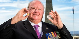 Perth Mint Marks 100th Anniversary of Returned & Services League Australia