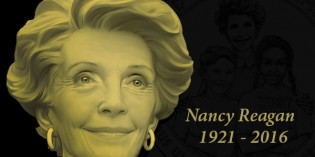 Nancy Reagan Coin Marks End of First Spouse Program
