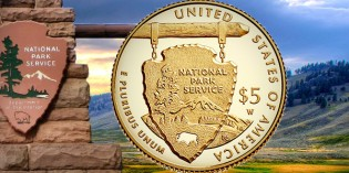 Modern US Coins – 100th Anniversary National Park Service Commemoratives Avail. March 24