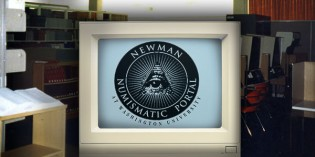 Newman Numismatic Portal Announces Opening of Numismatic Research Site