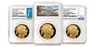 Coin Grading – NGC Baltimore Show Designation for Proof 2016-W Buffalo Gold $50