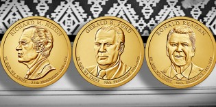 2016 U.S. Mint Presidential $1 Coin Uncirculated Set Avail. March 29