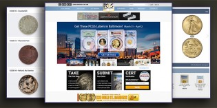 Updated PCGS Website Makes Valuable Information Easier to Use