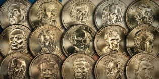 United States Presidential $1 Coins: A Golden Opportunity