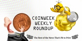 CoinWeek Weekly Coin & Currency News Roundup – March 27, 2016