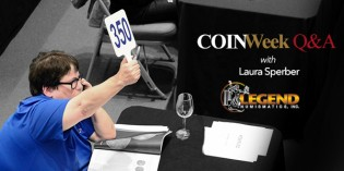 CoinWeek Q&A with Laura Sperber