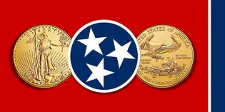 Bullion Coins – Tennessee Sales Tax Exemption Legislation Introduced