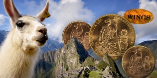 World Coins – Peru 100 Soles Gold Coins Offer Low Mintages, Rich Beauty