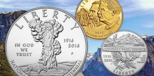 Modern Coins – US Mint Strikes Nat. Park Service Coin | CoinWeek