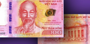 World Paper Money – Commemorative Vietnam Banknote Funded by Foreign Nations