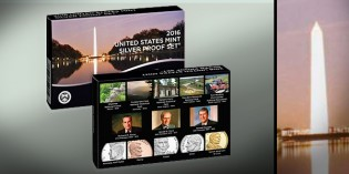 2016 United States Mint Silver Proof Set Avail. April 18