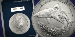 APMEX – Tiger Shark: Last Shark Series Coin Released