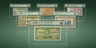 Grading Paper Money – Dauers Reholder Bermuda Collection in New PMG Holder