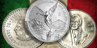 World Coins – Go South of the Border with Mexican Silver Coins