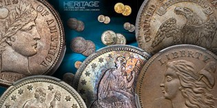 Coin Auctions – Gardner Coins, Partrick Early US Pieces & Other Rarities Re-Appear at CSNS