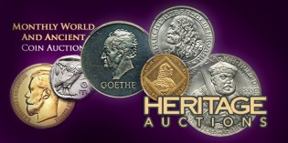 Diverse German Offerings in Heritage Monthly World Coin Auction