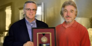 ICTA: David Crenshaw Recognized for Service to Numismatic Hobby