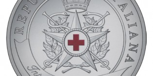 Italy 2016 Military Corps of the Italian Red Cross 5 Euro Silver Coin