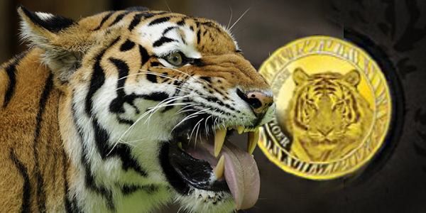Modern World Coins South Korea To Release Korean Tiger