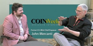 CoinWeek Exclusive Interview: Former U.S. Mint Chief Engraver John Mercanti – 4K Video