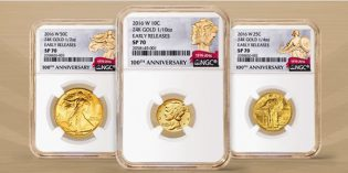 Coin Grading – Special NGC Coin Labels for 100th Anniversary Gold Coins