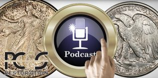 CoinWeek Podcast #25: Don Willis Discusses Coin Preservation and PCGS Restoration Services – Audio: 15:03