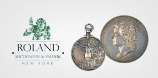 Roland Auctions NY: The Estate of Dr. Alan York  Numismatic Collection Auction, Part II