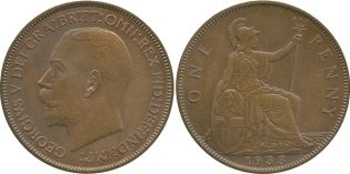 1933 Penny Sets World Record for Copper, Bronze Coin at Auction