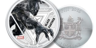 ModernCoinMart Exclusive First Day of Issue Captain America: Civil War Coins