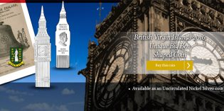 World Coins – New 2016 Big Ben Shaped Coin from Pobjoy Mint