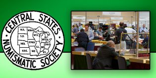 Coin Shows – Central States Convention Opens 2017 Hotel Room Block