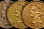 US Gold Coins – What Are the Three Rarest Carson City Half Eagles?