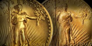 High Relief U.S. and World Coins