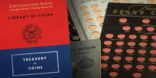 Coin Collecting Album News – David Lange's Library of Coins Book Now Shipping