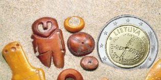 Bank of Lithuania Issues 2 Euro Coin Dedicated to Baltic Culture