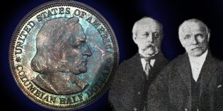 Classic US Coins – The 1892 Columbian Expo Commemorative Half Dollar