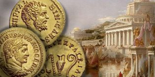 Heritage ANA Platinum Night to Feature World Coins, Ancient Roman Gold