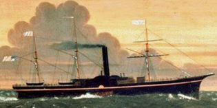 Daniel Frank Sedwick's The Cob Report – The SS Central America: 160 Years of Woe